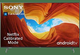 "TV LED 85"" - Sony KE85XH9096BAEP, UHD 4K, HDR, X1, FALD, Smart TV (Android TV), Asistente de Google, Negro"
