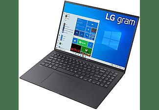 "Portátil - LG 16Z90P-G.AD79B, 16"" WQXGA, Intel® Evo™ Core™ i7-1165G7, 32 GB RAM, 1 TB SSD, Iris® Xᵉ, W10"