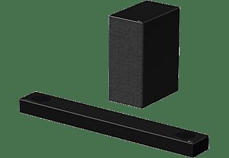 Barra de sonido - LG SPD7Y, Sonido Hi-Res Audio, Dolby Atmos, DTS:X y HDMI eARC, Negro