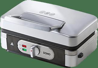 DOMO DO9136C Snack-Kombigerät Silber