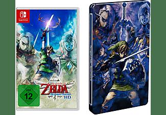 The Legend Of Zelda: Skyward Sword HD inkl. Steelbook (nur Online) - [Nintendo Switch]