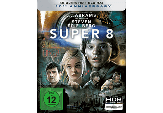 Super 8 4K Ultra HD Blu-ray + Blu-ray