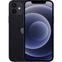 APPLE iPhone 12 128GB Schwarz