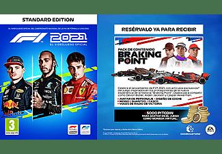Xbox Series X F1 2021
