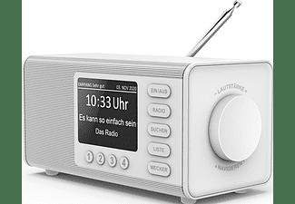 """HAMA Digitalradio """"DR1000DE"""", FM/DAB/DAB+, Weiß"""