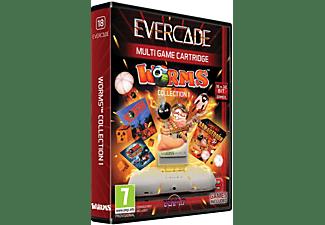 Evercade 18: Worms Collection 1