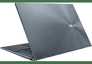 ASUS ZenBook UX363JA-HR219R, Convertible mit 13,3 Zoll Display Touchscreen, Intel® Core™ i5 Prozessor, 16 GB RAM, 512 GB SSD, Intel® Iris™ Plus Graphics, Grau