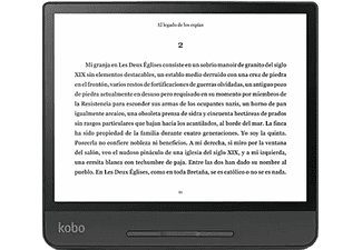 "eReader - Kobo Forma, 8"", 8 GB, Para eBook, 300ppp, ComfortLight PRO, Waterproof, Wi-Fi, Negro"