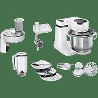 BOSCH Küchenmaschine, MUM Serie 2, 700 W, Weiß MUMS2EW30