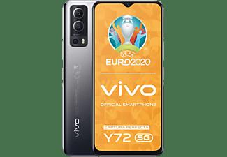 "Móvil - Vivo Y72 5G, Negro, 128 GB, 8 GB RAM, 6.58"" Full HD+, Dimensity 700, 5000 mAh, Android 11"