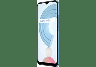 "Móvil - realme C21, Cruz azul, 32 GB, 3 GB, 6.5"", HD+, Mediatek Helio G35, 5000 mAh, Android"
