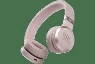 Auriculares inalámbricos - JBL Live 460NC, Con diadema, Supraaurales, 50 h, Bluetooth, ANC, Rosa