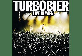 Turbobier - Live in Wien  - (CD)