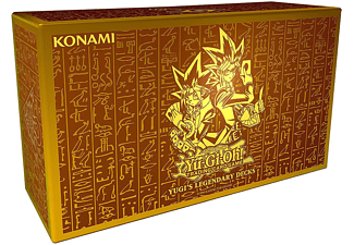 Yu-Gi-Oh! Yugi's Legendary Decks Reprint