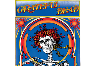 Grateful Dead - GRATEFUL DEAD (SKULL And ROSES)  - (CD)