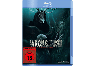 Wrong Turn - The Foundation Blu-ray