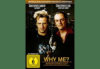 Warum gerade ich? DVD