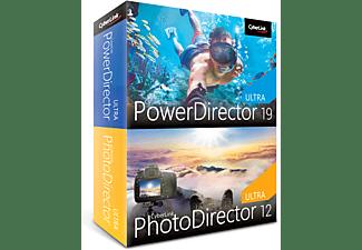 CyberLink PowerDirector 19 Ultra & PhotoDirector 12 Ultra Duo - [PC]
