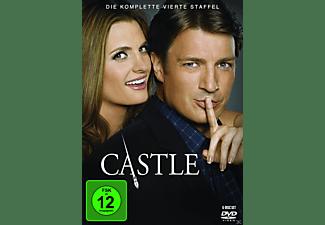 Castle - Die komplette 4. Staffel [DVD]