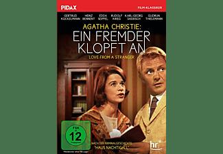Agatha Christie: Ein Fremder klopft an DVD