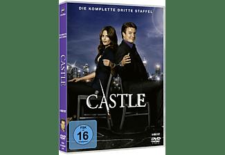 Castle - die komplette dritte Staffel [DVD]