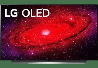 """TV OLED 77"""" - LG OLED77CX6LA, UHD 4K, 3840 x 2160 píxel, Procesador alfa9 Gen3, 4 HDMI, 3 USB, LAN, Negro"""