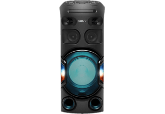 Altavoz de gran potencia - Sony MHC-V42D, Con luces, Karaoke, DJ