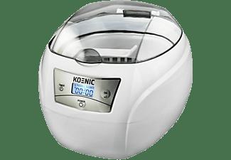 Limpiador ultrasónico - Koenic Kuc 2221, Desinfecta herramientas estética, 750 ml, Inox