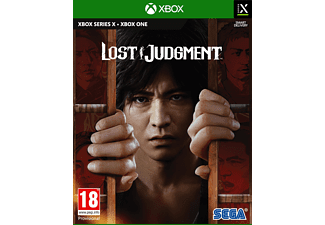 Lost Judgment FR/UK Xbox One / Xbox Series X