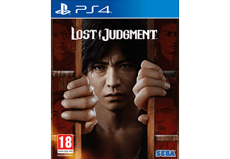 Lost Judgment FR/UK PS4