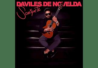 "Daviles de Novelda - Soniquete (Ed. Limitada) - CD + Colgante ""Soniquete"""