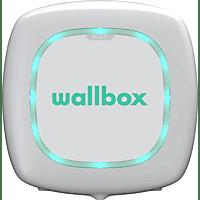 WALLBOX Pulsar Plus 22 KW Stationäre Ladestation für Elektrofahrzeuge, Weiß