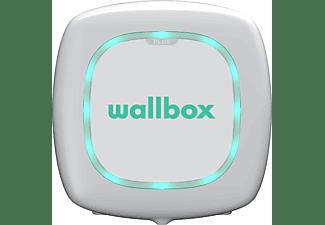 WALLBOX Pulsar Plus 11 KW Stationäre Ladestation für Elektrofahrzeuge, Weiß