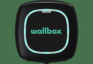 WALLBOX Pulsar Plus 22KW Stationäre Ladestation für Elektrofahrzeuge, Schwarz
