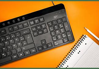 ISY IKE-3100, Tastatur