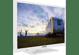 TELEFUNKEN L24H553R1CWV LED TV (Flat, 24 Zoll / 60 cm, HD-ready, SMART TV)