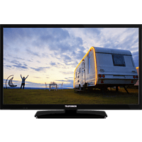 TELEFUNKEN L 24 H 553 R1 CWV LED TV (Flat, 24 Zoll / 60 cm, HD-ready, SMART TV)