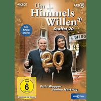 Um Himmels Willen - Staffel 20 DVD
