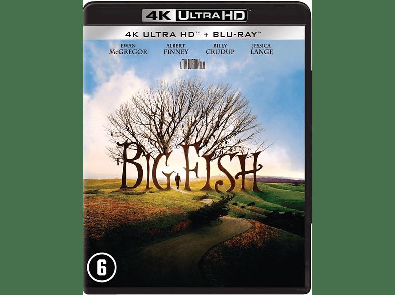 Big Fish - 4K Blu-ray