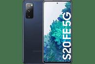 "Móvil - Samsung Galaxy S20 FE 5G, Azul, 128GB, 6GB, 6.5"" Full HD+, Snapdragon 865, 4500mAh, IP68, Android"