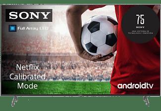 "TV LED 65"" - Sony KE65XH9096BAEP, UHD 4K, HDR, X1, FALD, Smart TV (Android TV), Asistente de Google, Negro"