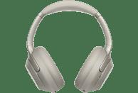 Auriculares inalámbricos - Sony WH-1000XM3S, Bluetooth, Cancelación de ruido, Autonomía de 30h, Hi-Res, Plata