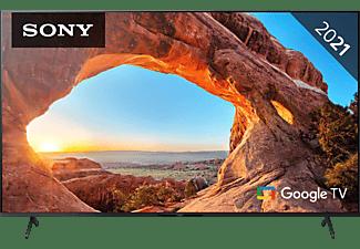 SONY KD-55X85J LED TV (Flat, 55 Zoll / 139 cm, UHD 4K, SMART TV, Google TV)