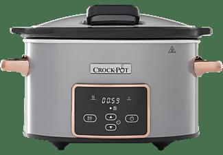 Olla - Crock-Pot CSC059X, De cocción lenta, 200 W, 3.5 l, Ocre