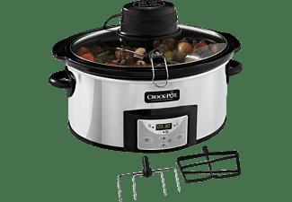 Olla - Crock-Pot CSC012X, De cocción lenta, 240 W, 5.7 l, Inox