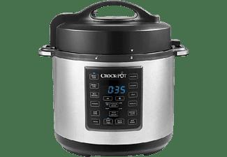 Olla - Crock-Pot CSC051X, Programable, 1000W, 5.7 l, Gris