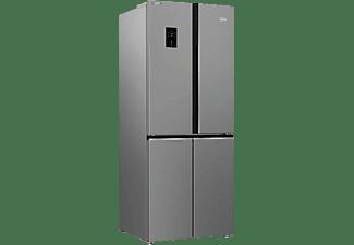 BEKO GNE480E30ZXPN 4 Türen Kühl/Gefrierkombination