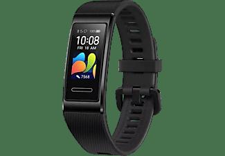 Pulsera de actividad - Huawei Band 4 Pro, AMOLED, Acelerómetro, Giroscopio, Proximidad, Negro