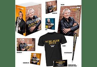 Bernhard Brink - lieben und leben (Ltd.Fanbox Edition)  - (CD + DVD Video)