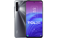 "Móvil - TCL 20L, Negro, 128 GB, 4 GB, 6.67"" FHD+, Qualcomm®Snapdragon™662, 5000 mAh, Carga rápida 18W, Android"